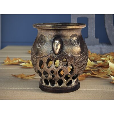 Three Posts Owl Tealight Votive
