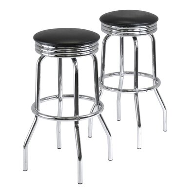 Clarksburg 29.13 Swivel Bar Stool