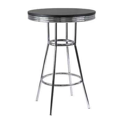 Clarksburg Modern Metal Pub Table
