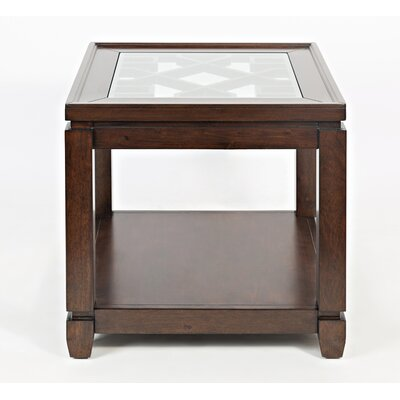 Stillwater End Table Finish: Cherry