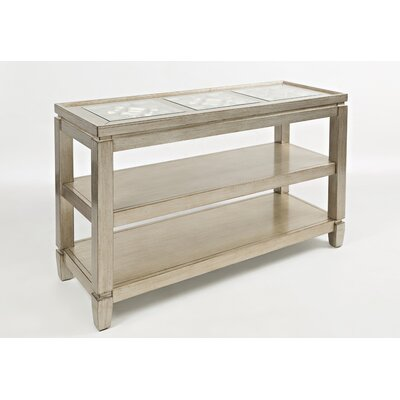 Stillwater Console Table Finish: Vintage Silver
