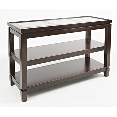 Stillwater Console Table Finish: Cherry