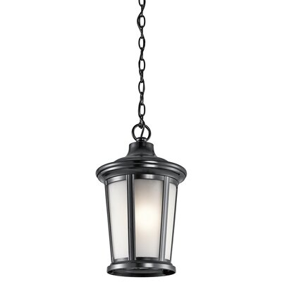 Clarington 1-Light Mini Pendant Finish: Black