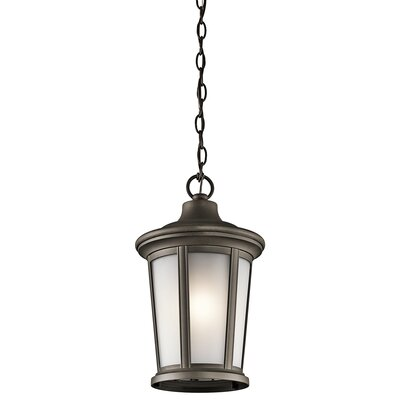 Clarington 1-Light Mini Pendant Finish: Olde Bronze