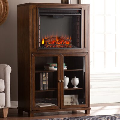 Stella Storage Tower Electric Fireplace
