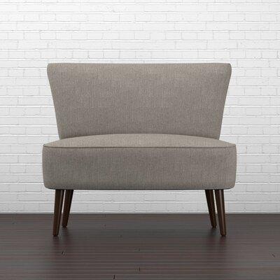 Ashton Modular Settee Upholstery Color: Dove Gray