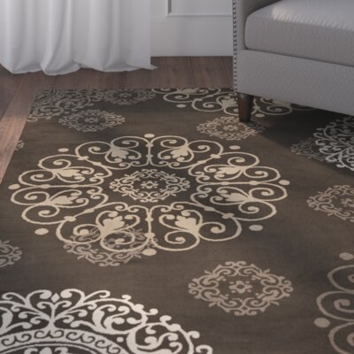 Virgil Taupe Area Rug