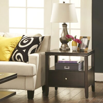 Taffeta End Table