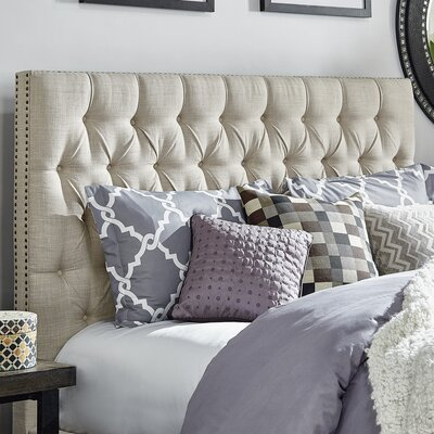 Allison King Upholstered Panel Headboard