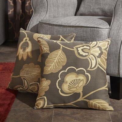 Rockwood Fabric Throw Pillow