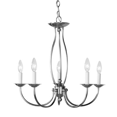 Williams 5-Light Candle-Style Chandelier