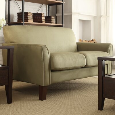 Three Posts THRE8884 32413573 Winnifred Loveseat Upholstery