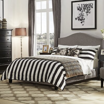 Winstead Upholstered Panel Bed Size: Full