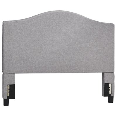 Winstead Upholstered Panel Headboard Size: Full