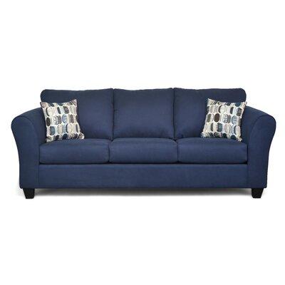 Fredericktown Sofa Upholstery: Navy Blue