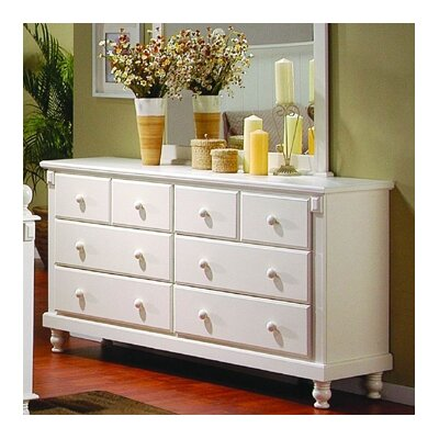 Wilton 6 Drawer Dresser