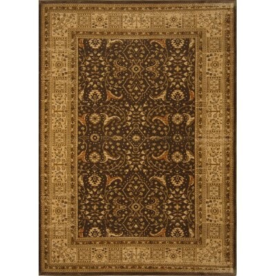 Woodcliff Brown/Cream Area Rug