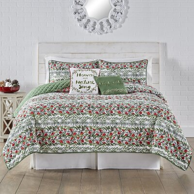 Detroit Quilt Set Size: Full/Queen