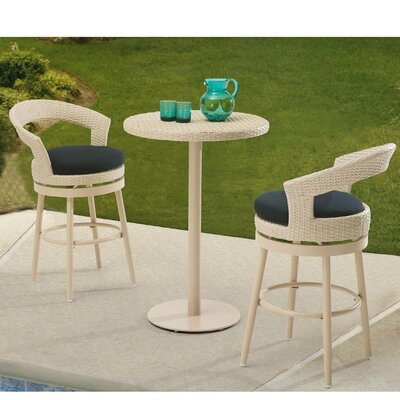 Clare Bar Table Set