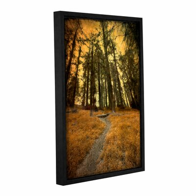 Meander 6 Frame Photographic Print on Wrapped Canvas