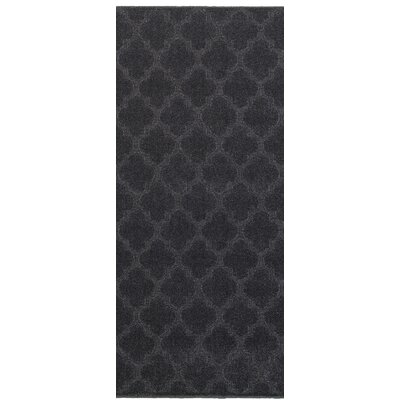 Lacon Blue Area Rug Rug Size: Runner 22 x 76