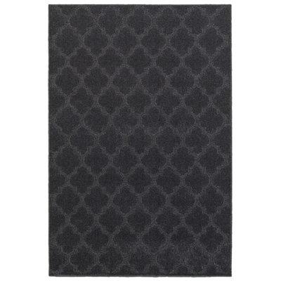 Lacon Blue Area Rug Rug Size: 910 x 129