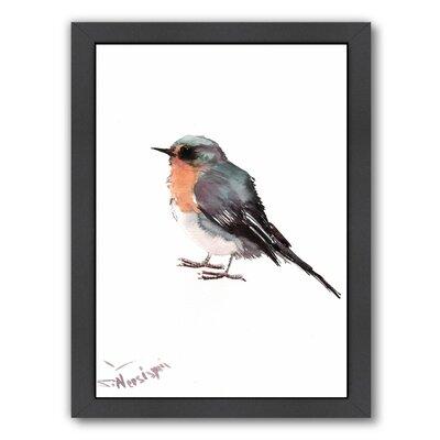 Robin Framed Painting Print