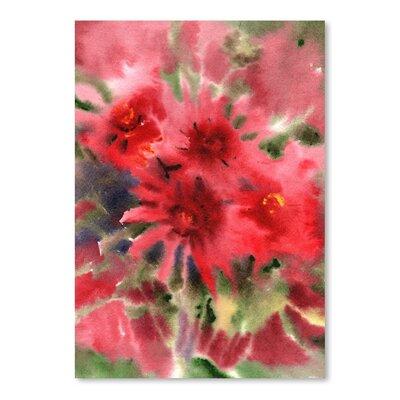 Blanket Flowers 2 Painting Print
