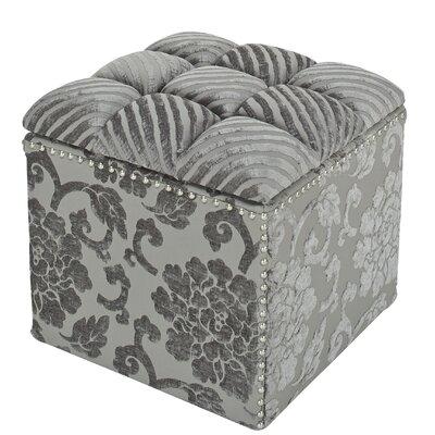 Rindel Tufted Storage Ottoman