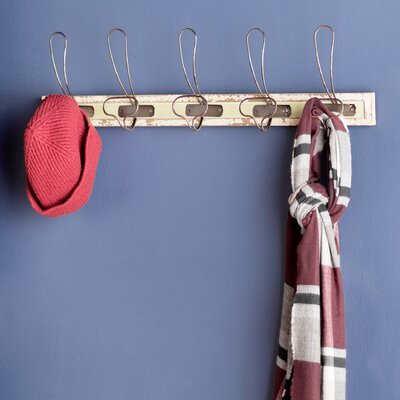 Weekend Retreat Retro French Wall Hook