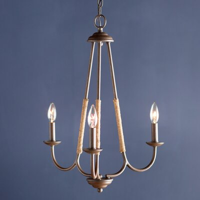 Gilbertsville 3-Light Mini Pendant