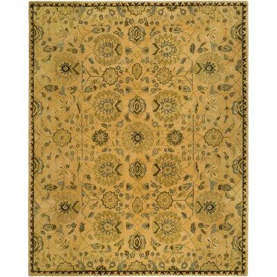 Ladd Tufted Wool Rug Rug Size: 56 x 86