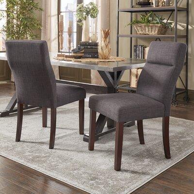 Eberhart Parson Chair Finish: Dark Gray
