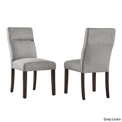 Eberhart Side Chair Finish: Gray