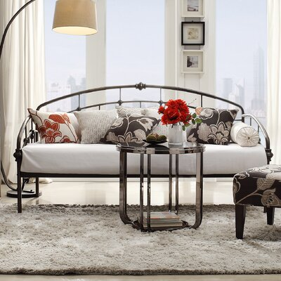 Dolder Daybed Finish: Matte Black