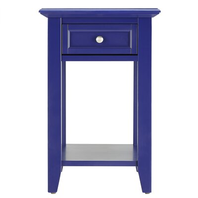 Ellicott End Table Finish: Twilight Blue