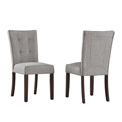 Dyer Side Chair Color: Gray