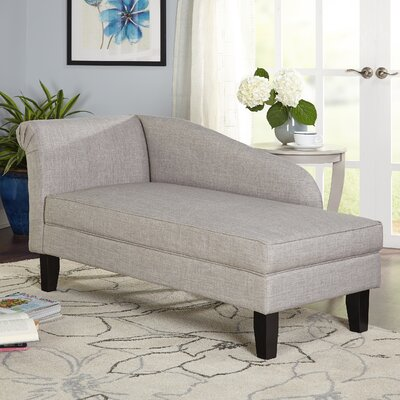Middletown Chaise Lounge Color: Gray