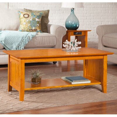 Orangetown Coffee Table Finish: Caramel Latte