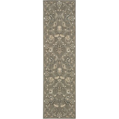 Blue Heron Gray Area Rug