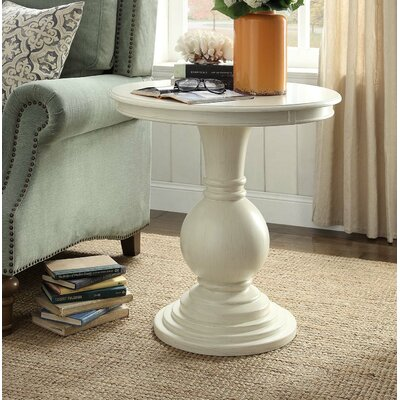 Loganville End Table Finish: Antique White