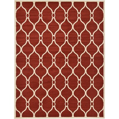 Duluth Red Area Rug