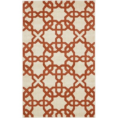 Molly Turkish Beige Area Rug Rug Size: Rectangle 33 x 53