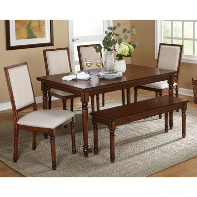Blacksmith 6 Piece Dining Set