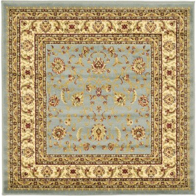 Fairmount Area Rug Rug Size: Square 4'