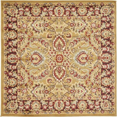 Fairmount Tan Area Rug