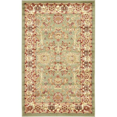 Fairmount Light Green Area Rug