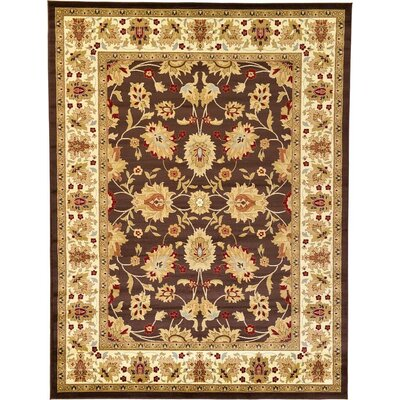 Fairmount Brown Area Rug