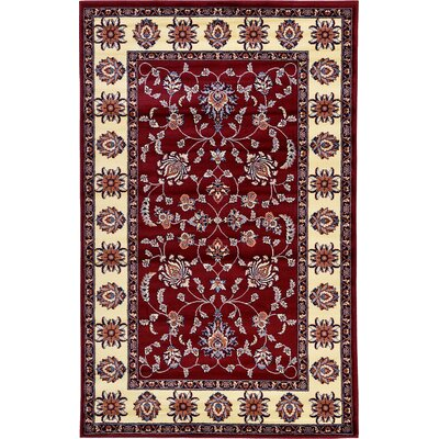 Fairmount Red Area Rug