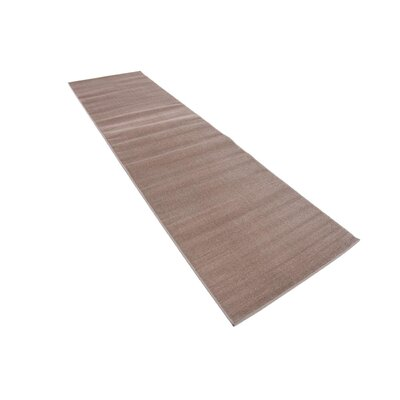 Bayswater Light Brown Area Rug Rug Size: Runner 2'9